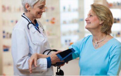 La Presión arterial en las mujeres